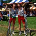 Unicycle Twins398