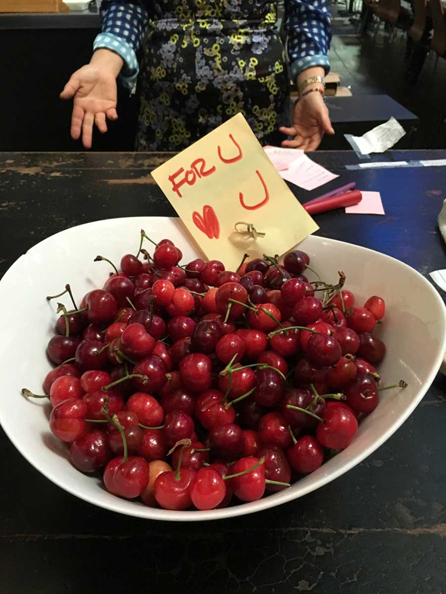 cherries for U